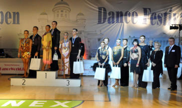 WDSF Youth Open latin