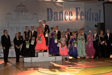 WDSF Junior 2 Open std